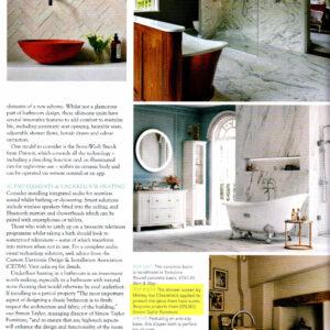 The English Home - Soulbury Bathroom