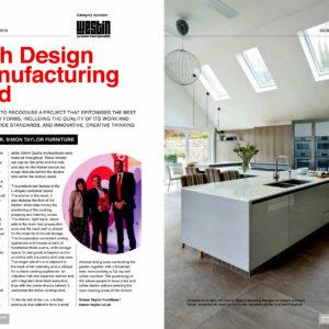 Designer Magazine - Designer Award Winners