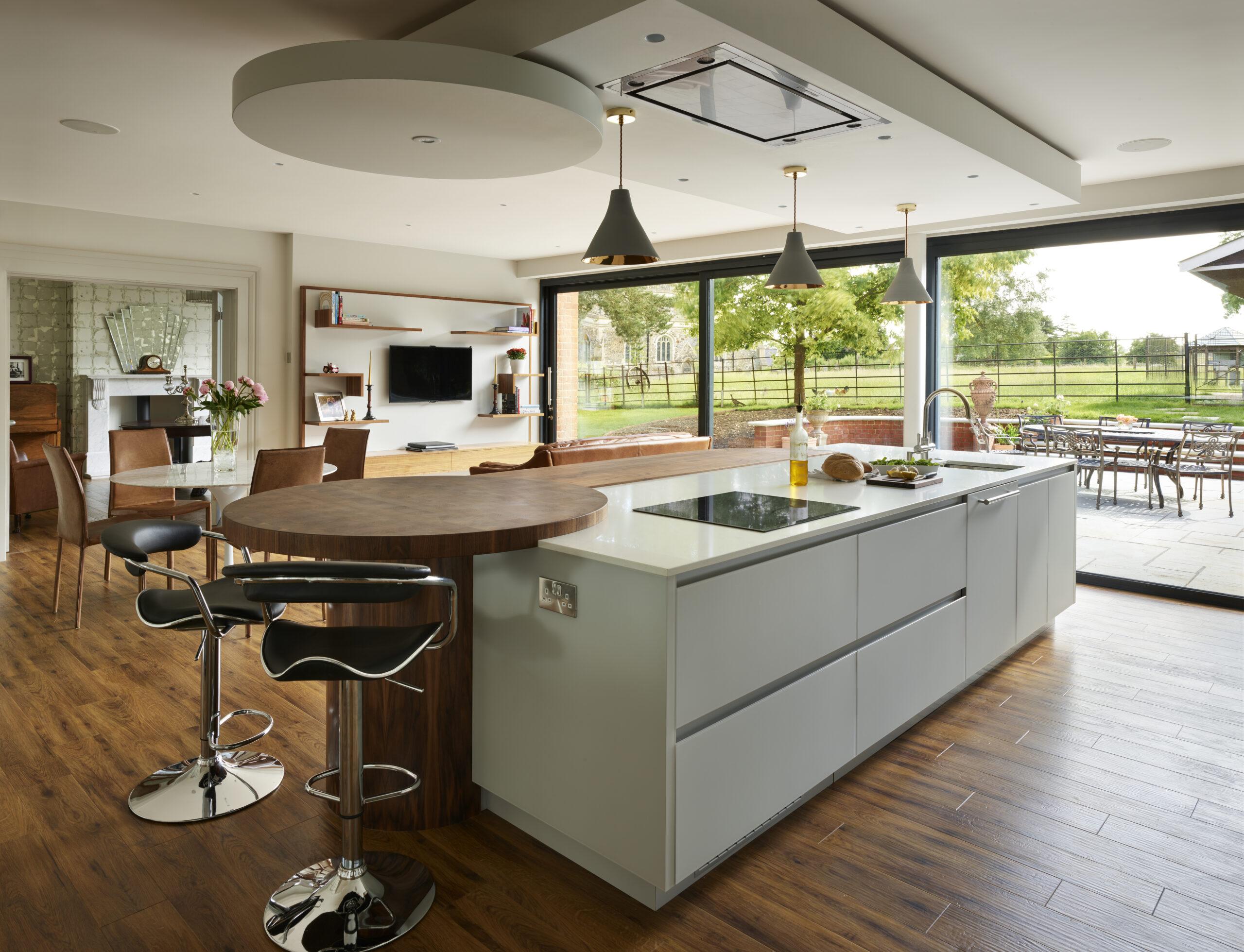 Simon Taylor Furniture - Soulbury - Kitchen Island