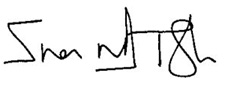 Simon Taylor Signature