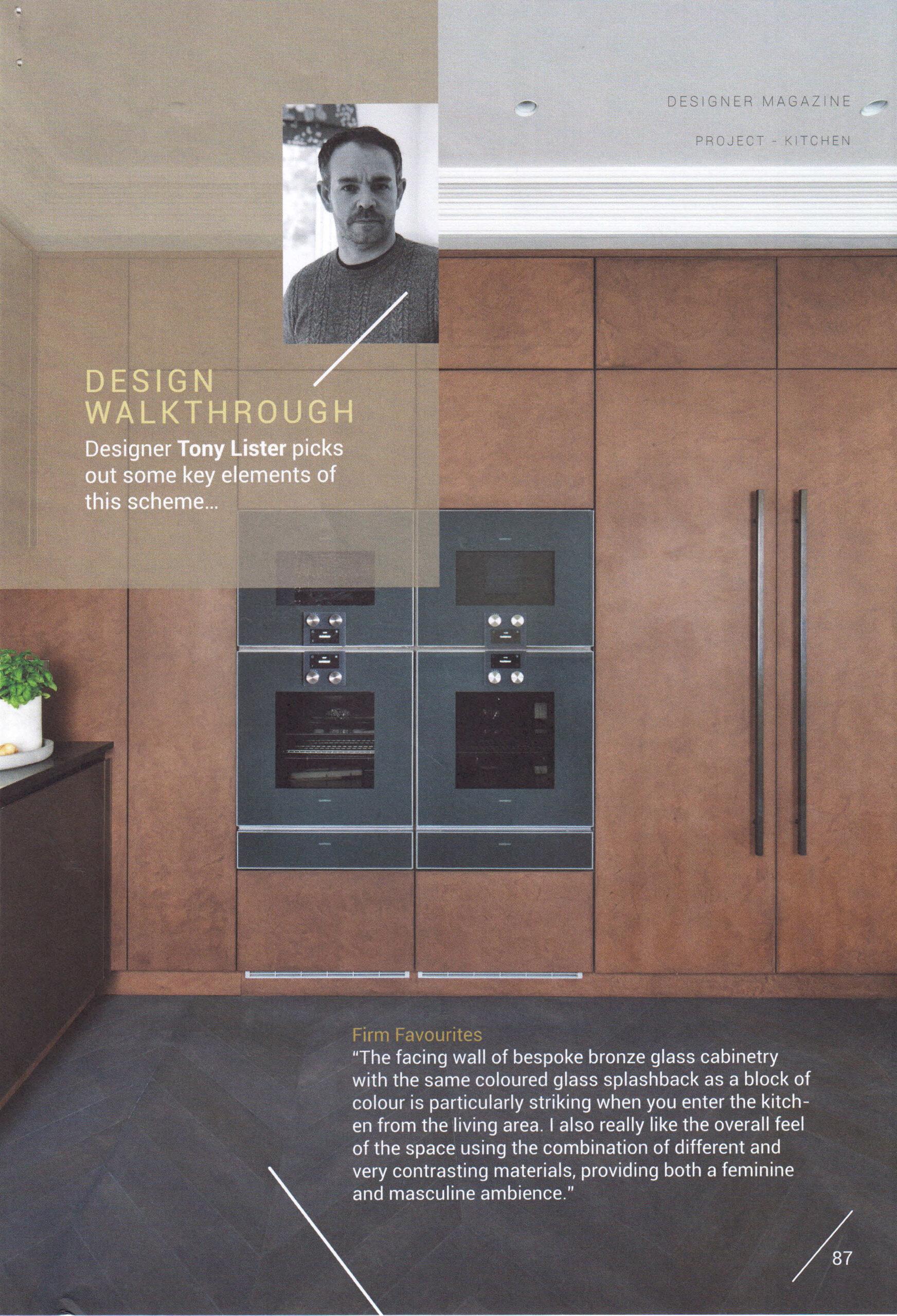 Designer Magazine - Green Park Case Study 4
