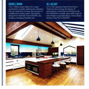 EKBB Kitchen Islands - Potterspury