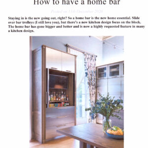 These Three Rooms - Home Bars - Purley