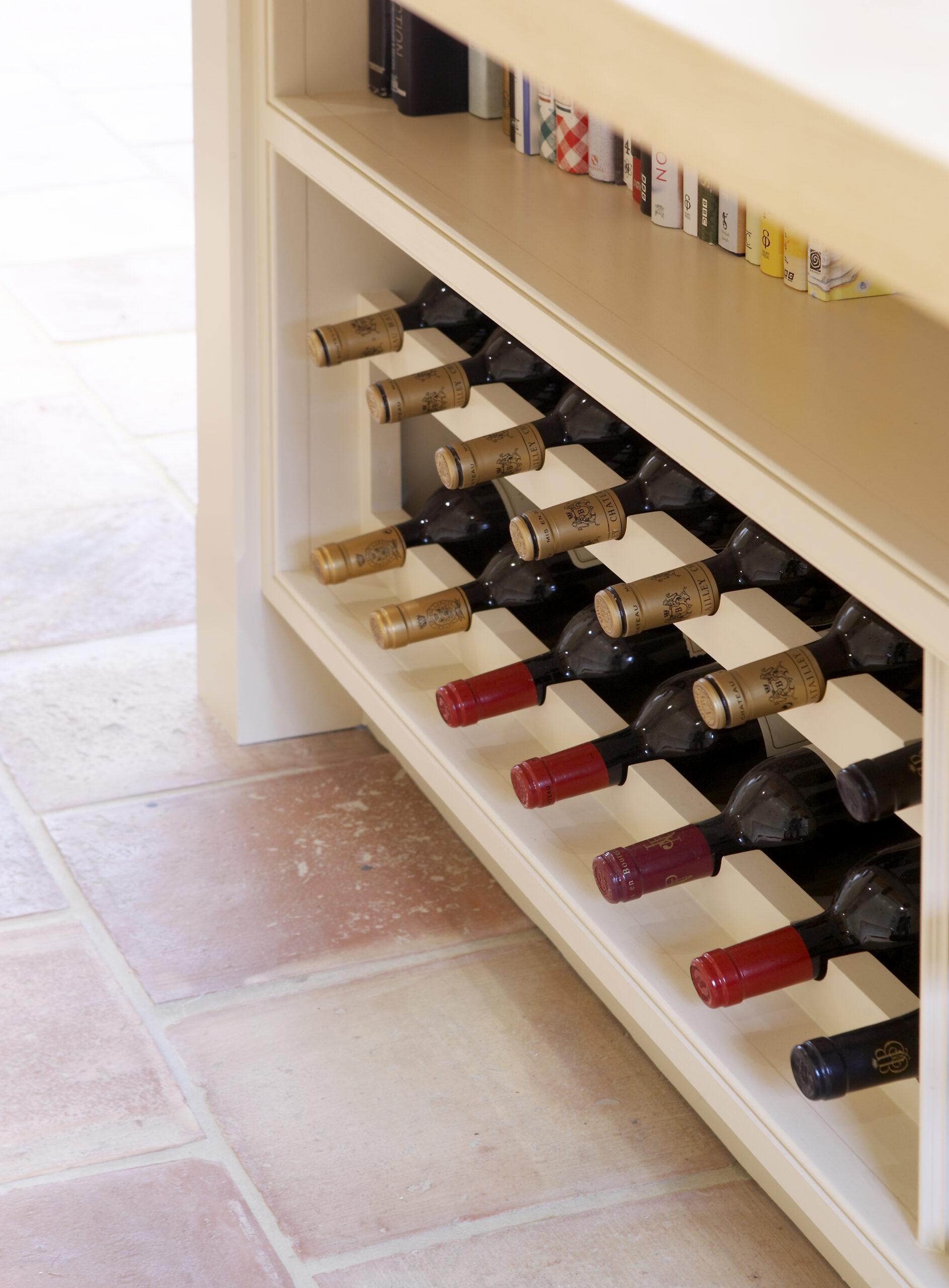 Wine Storage - Simon Taylor Furniture Bespoke Wine Rack