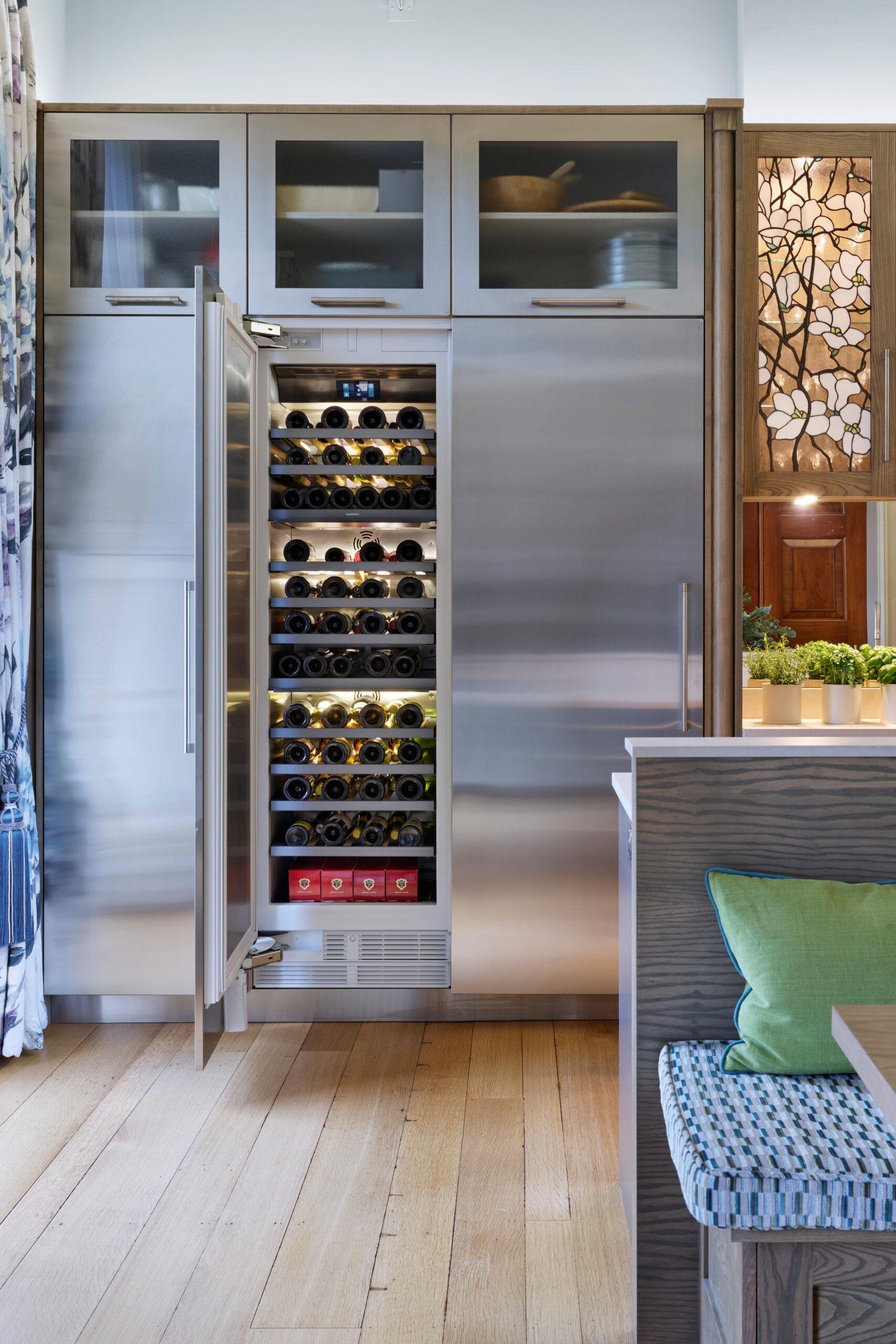 Wine Storage - Gaggenau Wine Climate Cabinet