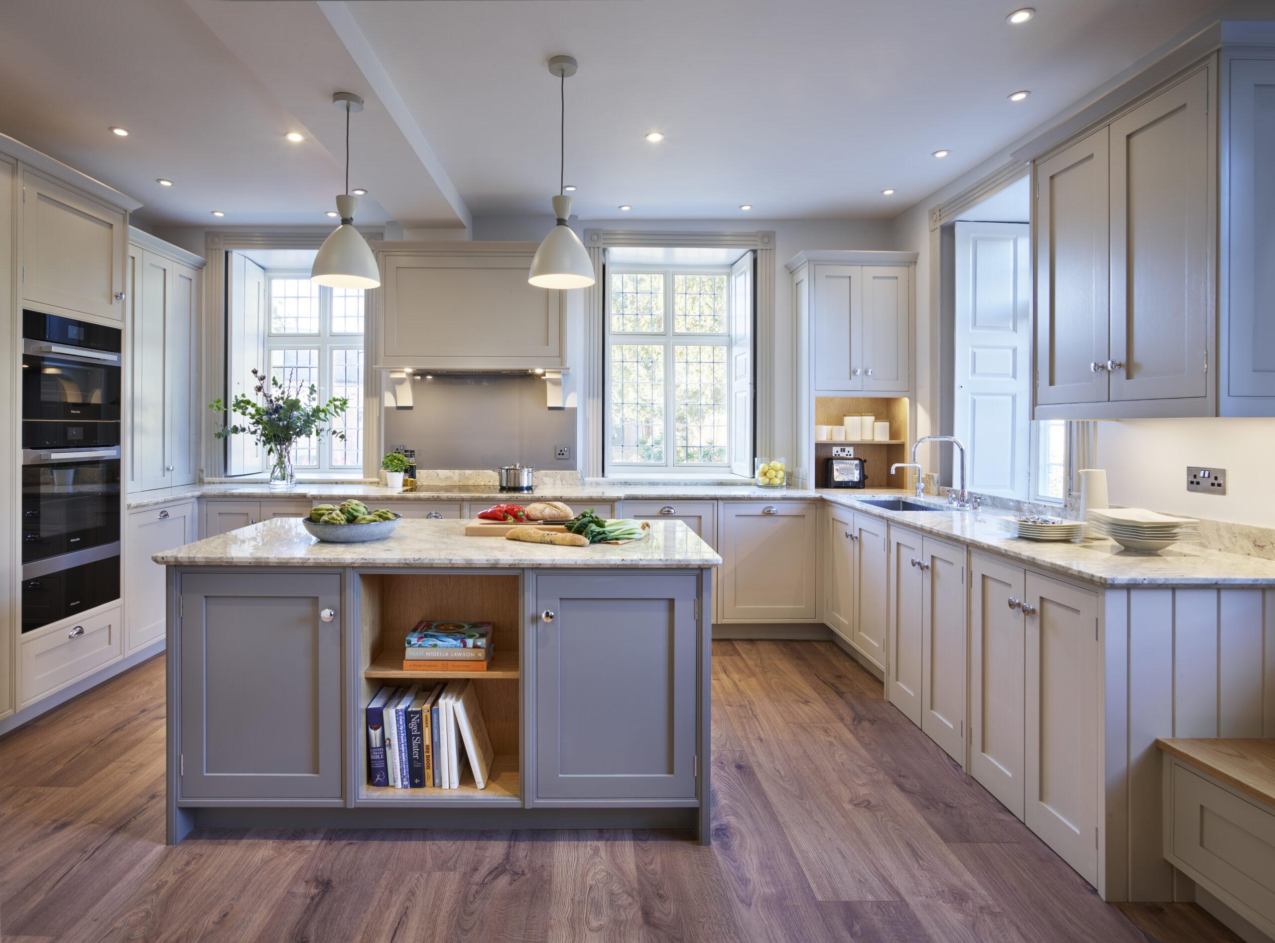 Simon Taylor Furniture - Aylesbury Vale - Kitchen Island
