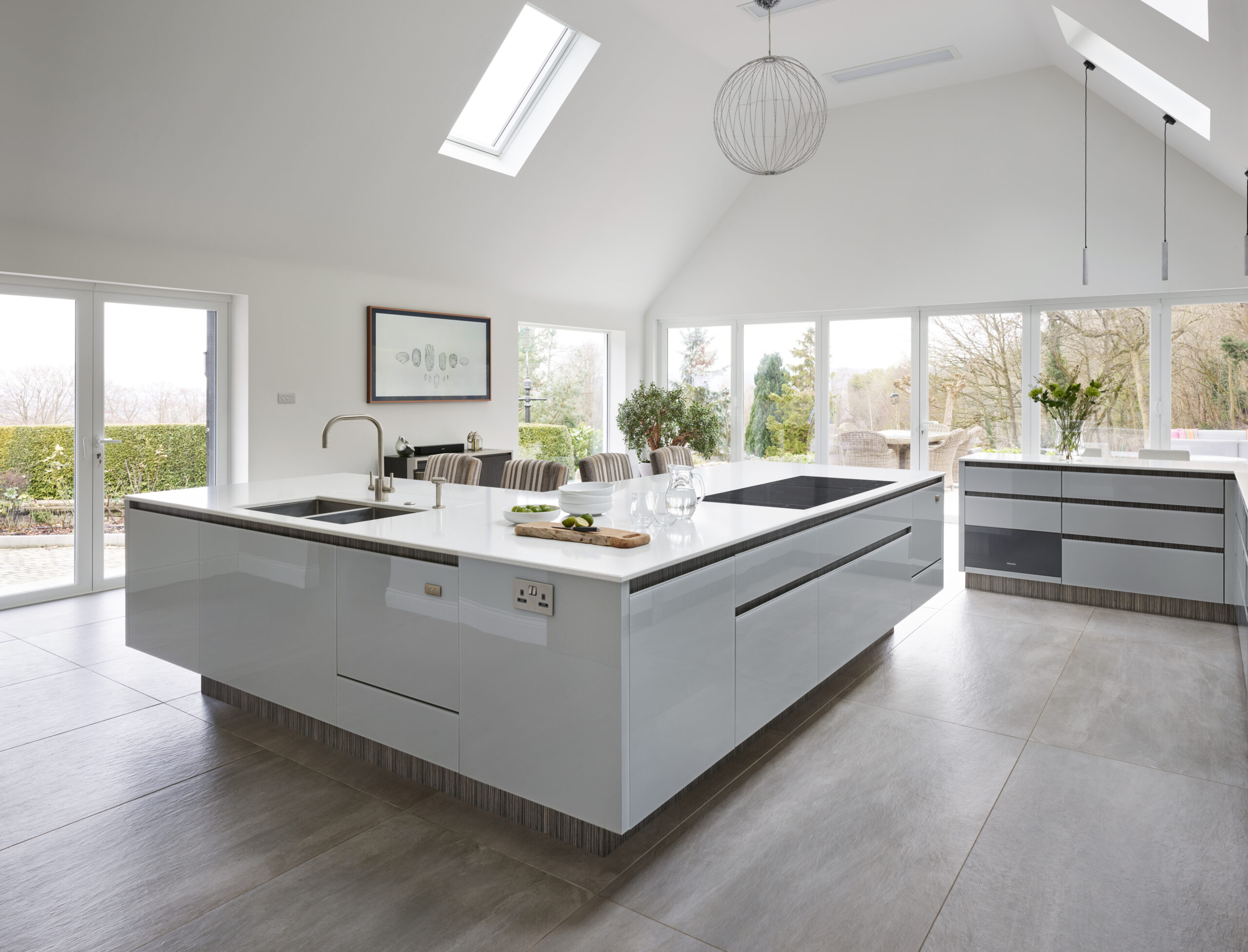 Simon Taylor Furniture - Butlers Cross - Kitchen Island
