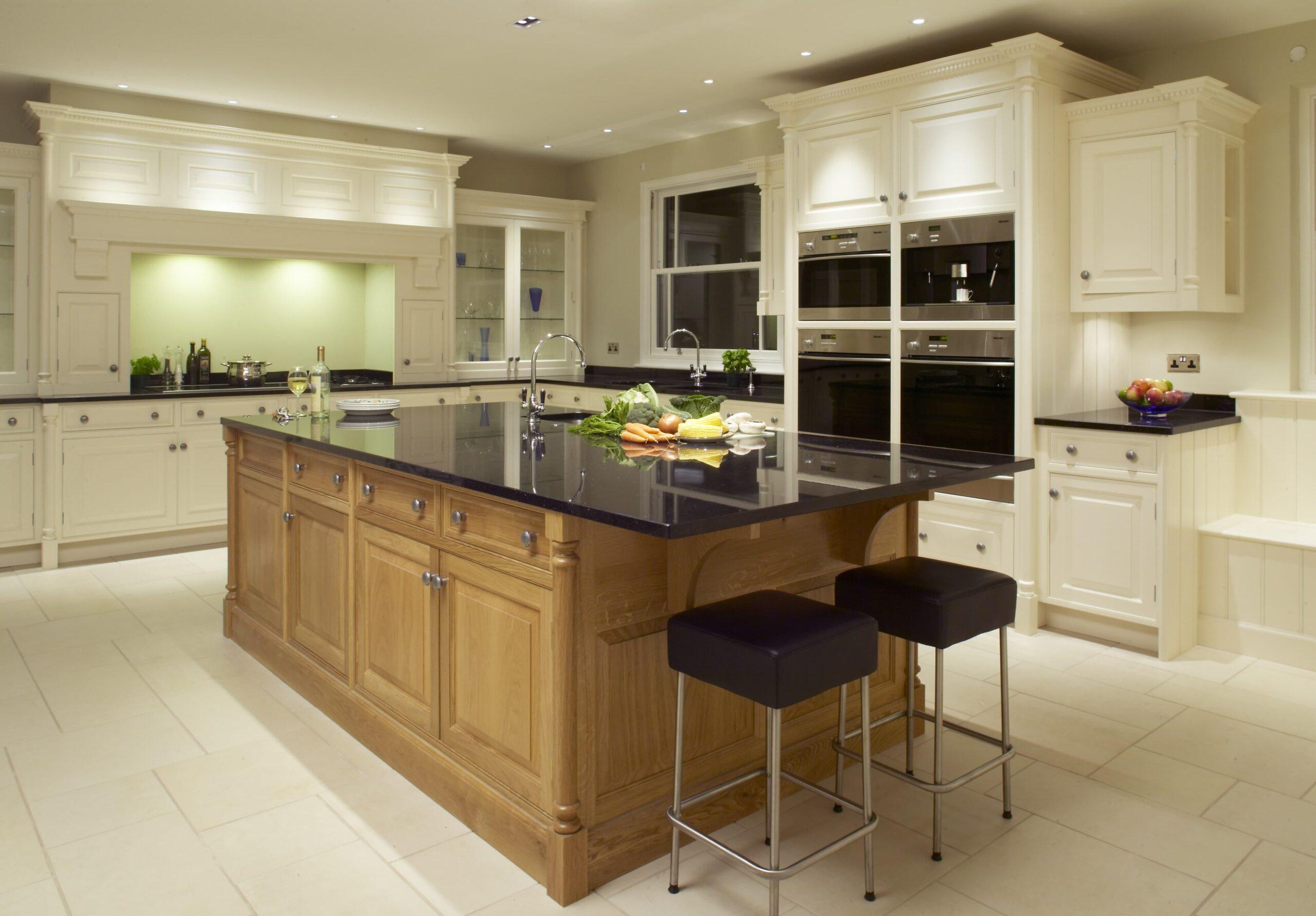 Simon Taylor Furniture - Ellesborough - Kitchen Island