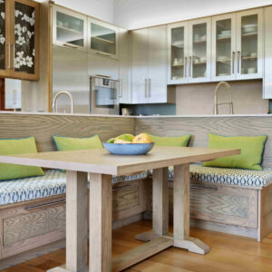 Banquette Seating - Purley
